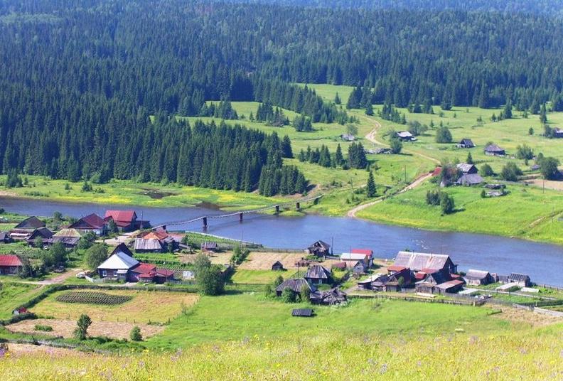 Поселок бисер горнозаводского района пермского края